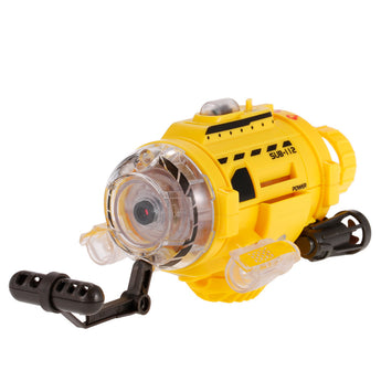 Underwater Drone Mini RC Submarine HD Underwater Camera Drone