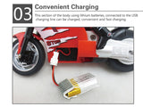 RC Nitro Motorcycle - Smart-Novelty.com