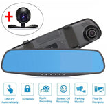 Car Mirror Dual Lens DVR Camera - Smart-Novelty.com