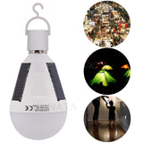 Smart Solar Rechargeable Travel Lights