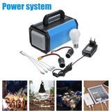 Smart Power Systems Solar Portable System - Smart-Novelty.com