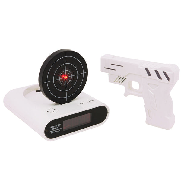 Shoot Alarm Clock