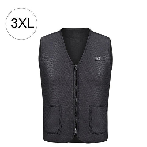 USB Heated Outdoor Vest - Smart-Novelty.com