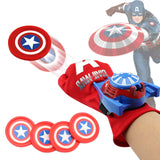 Super Heroes Superman Spiderman Ironman Gloves - Smart-Novelty.com
