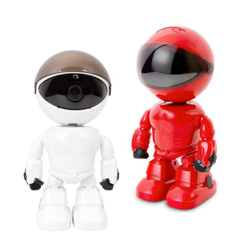 Smart Robot Security Camera - Smart-Novelty.com