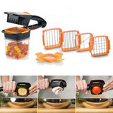 Fruits And Vegetables Cutter - Smart-Novelty.com