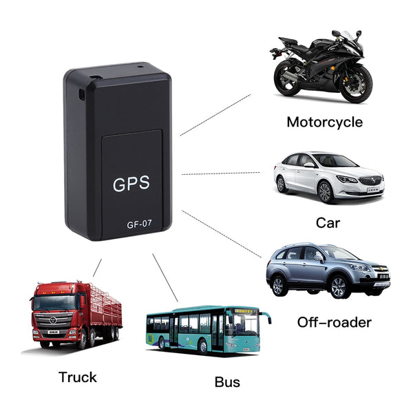 Magnetic Mini GPS Real Time Tracking