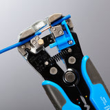Automatic Wire Stripper/Crimper - Smart-Novelty.com