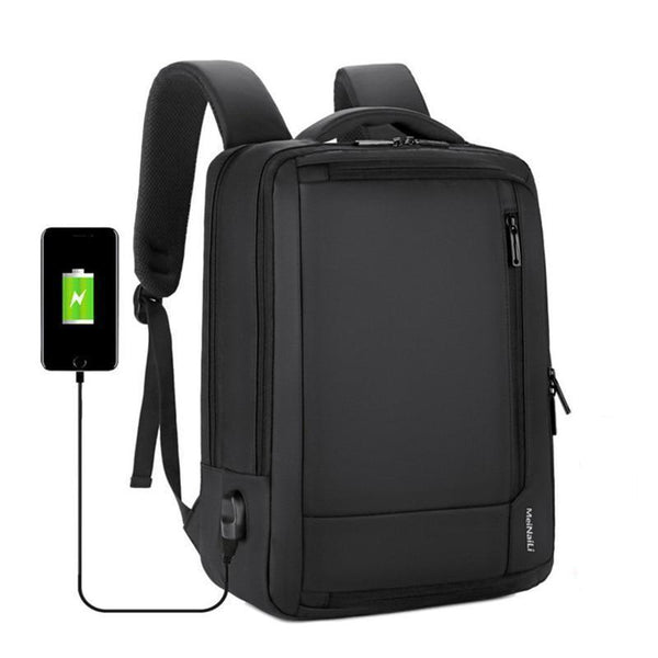 "Multifunction Anti-Theft  15.6"" inch Laptop Business Backpack"