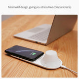 Wireless Charger with LED Night Light - Smart-Novelty.com