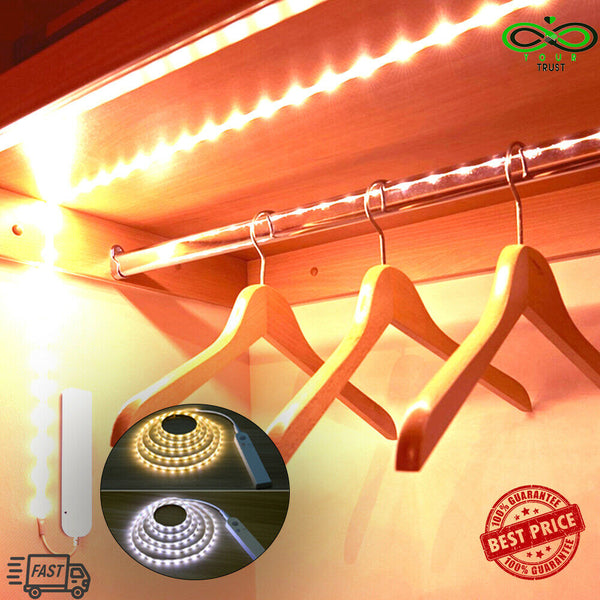 LED Motion Sensor Waterproof Light Belt - Smart-Novelty.com