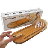 Wooden Mini Bowling - Smart-Novelty.com