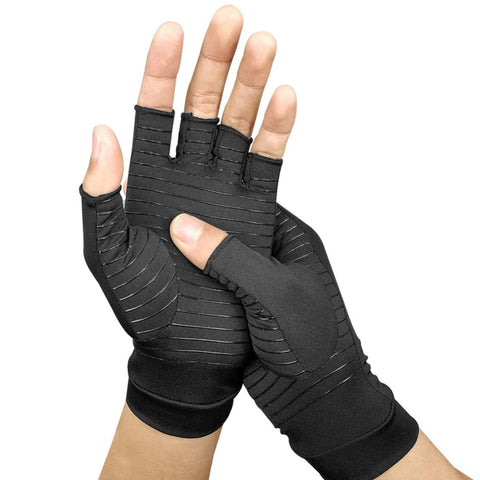 Copper Fit Compression Gloves
