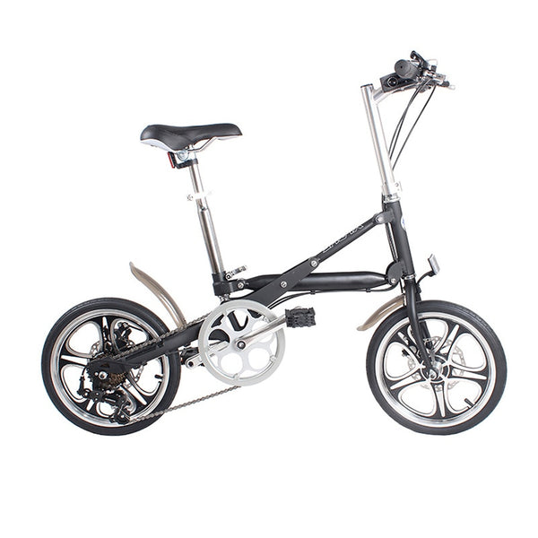 16-inch Folding Bicycle 7 speed