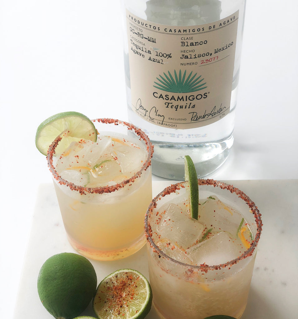 Skinny Spicy Margarita: My go-to Cocktail