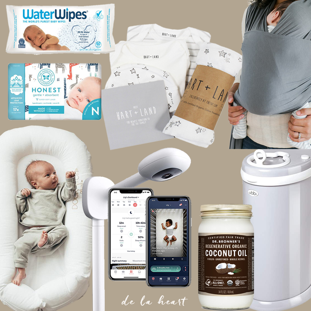 8 Newborn Products You Need to Have
