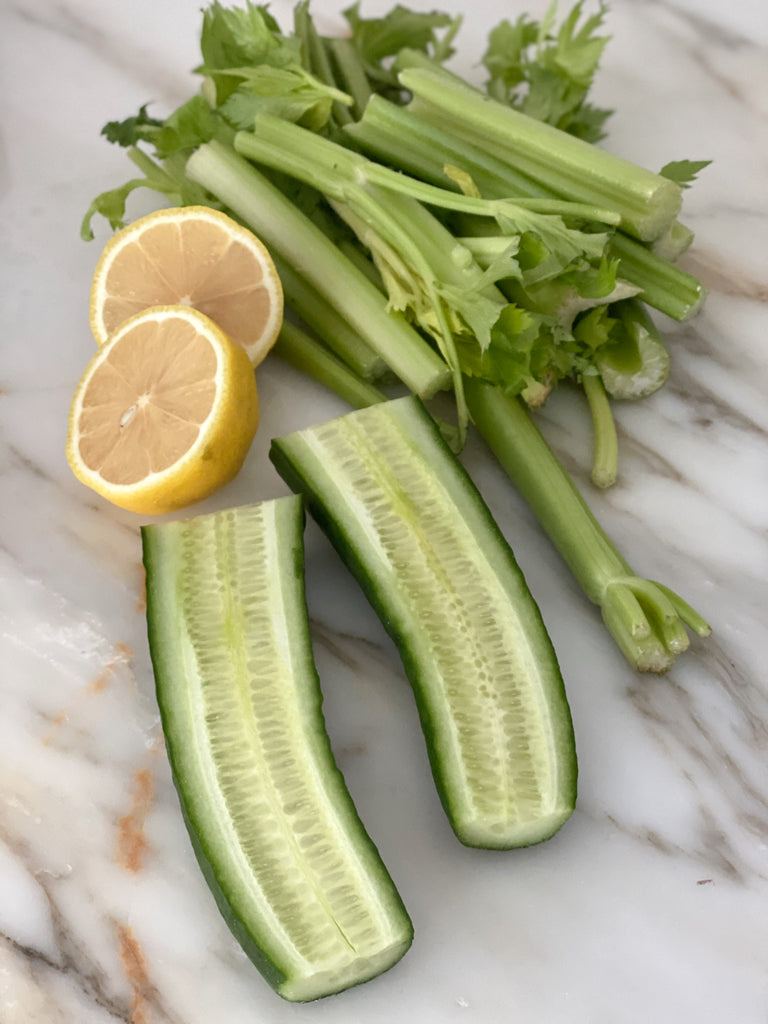 My Go-To Green Juice For Clear Skin