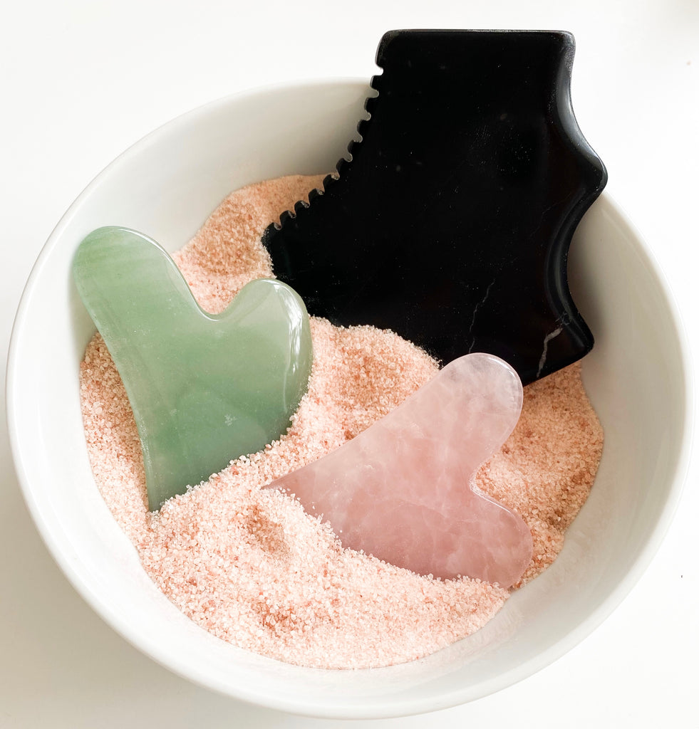 Clean & Recharge Your Gua Sha Guide