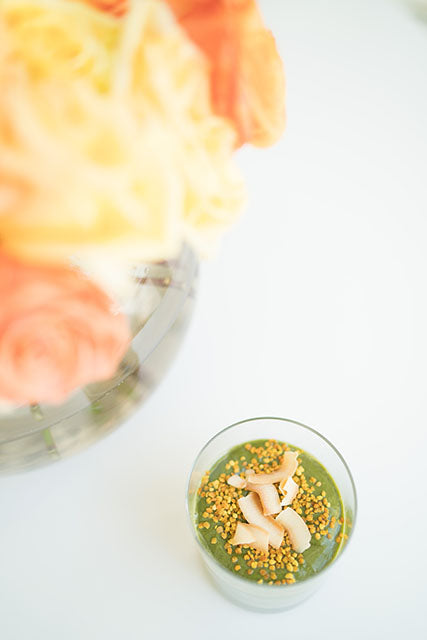 Healthy Eats: My SUPER Green Breakfast Smoothie