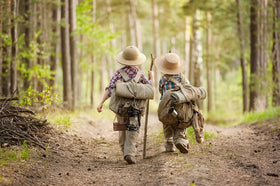 How To Introduce Your Kids To The Outdoors