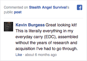 Featured Stealth Angel Survival Review