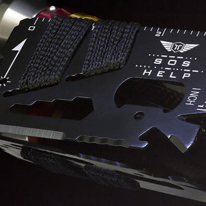 Stealth Angel Pocket Survival Card Multi-Tool