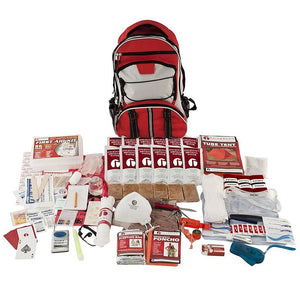 1 Person 72-Hour Elite Emergency Preparedness Survival Kit - Original