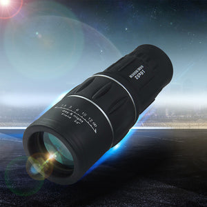 16x52 Dual Focus Monocular Telescope / Monocular Scope