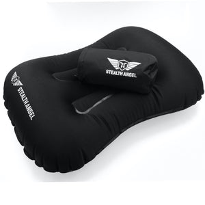 Stealth Angel Inflatable Camping Pillow