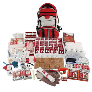 2 Person Elite 72-Hour Emergency Preparedness Survival Kit - Original
