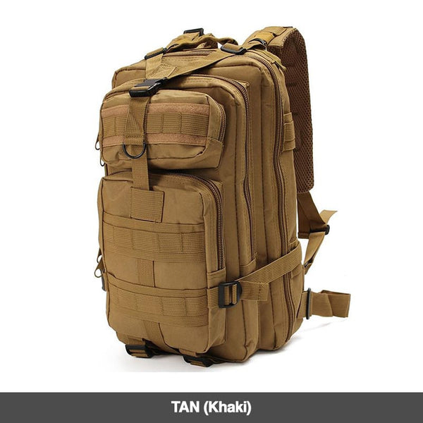 79e063e64a5b Stealth Angel 30L Backpack Military Style Outdoor Waterproof Rucksack -  Stealth Angel Survival