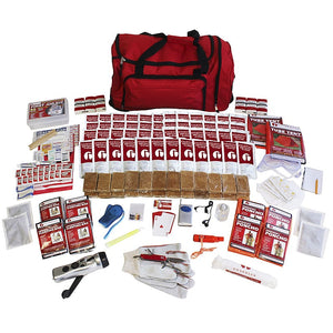 4 Person Elite 72-Hour Emergency Preparedness Survival Kit - Original
