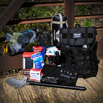 Stealth Angel Alpha 4.0 Bug Out Bag / Emergency Survival Go Bag (72 Hours)