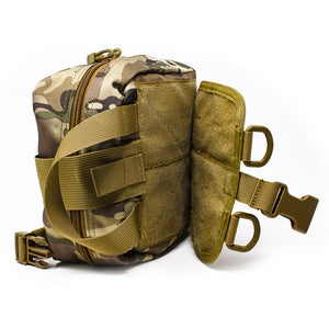 Stealth Angel Commando Satchel Bag