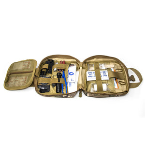Stealth Angel Survival Field Medic First Aid / Survival Kit