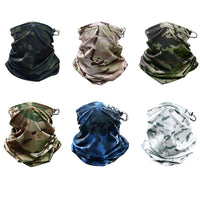 Stealth Angel Elite Camo Face Mask