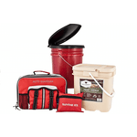 Family Preparedness Package w/ Food Storage (72 Hours)
