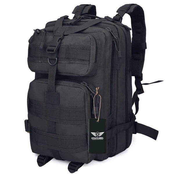 6997b2451dc6 Stealth Angel 40L Backpack   Daypack SA-MP40 Large Military Style Outd -  Stealth Angel Survival