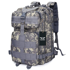 SA-MP40 Large Military Style Outdoor 40L Backpack/Daypack