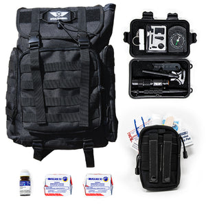 Stealth Angel Alpha 1.0 Bug Out Bag / Emergency Survival Go Bag (72 Hours)