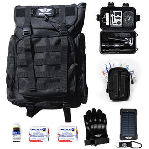Stealth Angel Alpha 2.0 Bug Out Bag / Emergency Survival Go Bag (72 Hours)