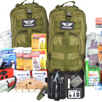 Stealth Angel 4 Person Emergency Kit / Survival Bag (72 Hours)