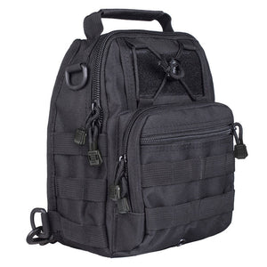Military Style Outdoor Compact Shoulder Sling Backpack