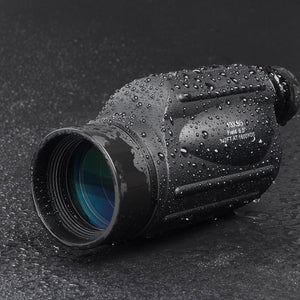 Stealth Angel 13x50 High Magnification Monocular / Spotting Scope w/ Reticle (Nitrogen Purged / Waterproof)