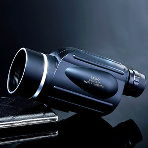 13x50 High Magnification Monocular / Spotting Scope w/ Reticle (Nitrogen Purged / Waterproof)