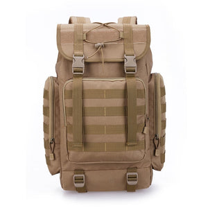 Knox40™ - Military Style Outdoor Large 40L Backpack with MOLLE Webbings