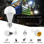 Stealth Angel Solar Rechargeable 12W LED Light Bulb