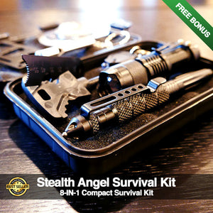 Stealth Angel Survival / Everyday Carry Kit (FREE)