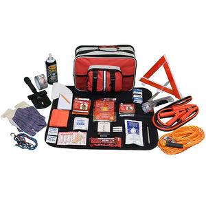 Ultimate Auto 72-Hour Emergency Preparedness Survival Kit