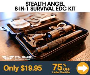Stealth Angel Survival Kit